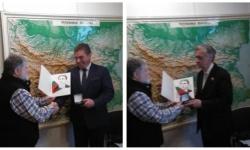 Съюзът на военноинвалидите и военнопострадалите отличи двама достойни българи