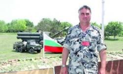 """Полк. Валери Ценов: """"Нашата кауза е да опазваме чисто небето на България"""""""