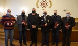 """Министърът на обраната награди офицери от НД """"Традиция"""""""