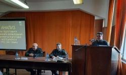 Продължават годишните анализи в Сухопътни войски