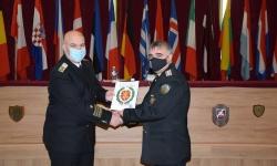 Наградиха офицери от ВМС