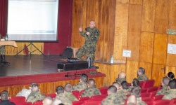 Имунизацията в армията започва от карловската бригада