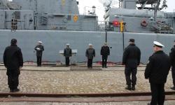 """12 години от приемането на фрегата """"Верни"""" в състава на Военноморските сили"""