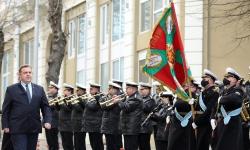 Министър Каракачанов бе на годишния анализ на ВМС