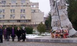 В Кърджали се поклонихме пред живота и делото на Васил Левски