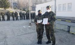 Ефрейтор Коева – най-точна в осмомартенски турнир в 101-ви Алпийски полк