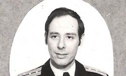За офицера от запаса, колегата  и Човека - капитан I ранг Димитър Радев Върбанов