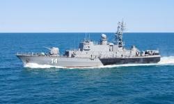 """""""Бодри"""" отплава за участие в международно учение на румънските ВМС"""