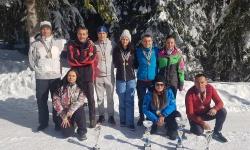 Ски алпийски дисциплини: СКСО с  най-много точки в Държавния военен шампионат