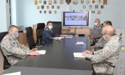 Главните сержанти във ВВС обсъждаха мотивацията за военна служба