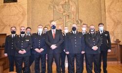 Иван Гешев награди отличилите се в разследването на разбитата шпионска група