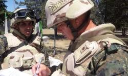 Военнослужещите от 41-ия контингент се завърнаха от Афганистан