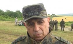 Напусна ни командирът на 4-ти артилерийски полк полк. Лъчезар Мишев