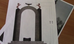На Гергьовден  правят първа копка на Военния мемориал на гарнизон Разград