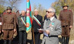 Ветераните посрещат 9 май с достойно изпълнен дълг