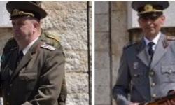 НВУ изпрати двама достойни офицери в запаса