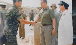 Валентин Александров e сред най-колоритните и своенравни министри на отбраната