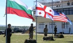 """Тържествена церемония по откриване на тактическото учение """" Balkan Sentinel 21"""""""