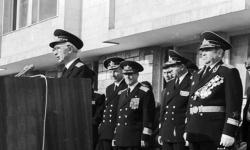 100 години от рождението на първия адмирал началник на Военноморското училище