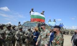 86-та група Специални сили е на учение в Северна Македония