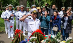 Във Варна и Бургас се проведоха военни ритуали за Деня на Ботев