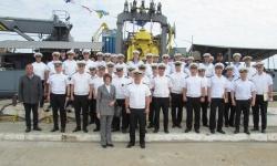 """Спасителният кораб """"Протео"""" служи вече 17 години във ВМС"""