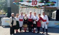 """Военно-родолюбиви организации участваха в националния фестивал на патриотичната песен """"Отечество"""""""