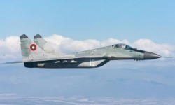 """МиГ-29 е изчезнал от радарите, тактическото учение с бойни стрелби """"Шабла 21"""" е прекратено"""
