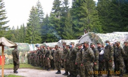 Смолянските алпийци повишиха подготовката си на летен полеви лагер