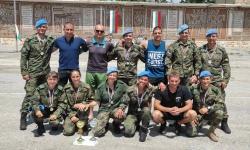 Поредно завоювано първо място за СКСО на военен шампионат