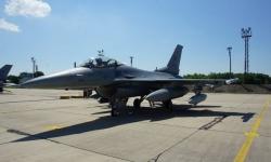 """Американски екипажи на F-16 дойдоха за """"Тракийска звезда 2021"""""""