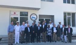 Делегация на Конгреса на САЩ посети ВМС