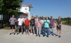 """Екипи от ВВВУ и ВВУБ заминаха на обучение в базата на """"ZLIN AIRCRAFT"""""""