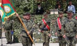 Полковник Красимир Ташев е новият командир на 4-ти артилерийски полк