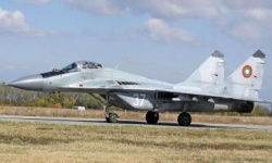 Военна полиция излезе с доклад за авиоинцидента с МиГ-29