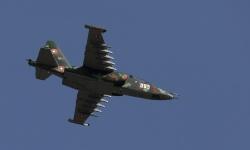 Су-25 от авиобаза Безмер с успешни полети над море