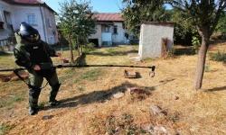 Военнослужещи от 55-и инженерен полк обезвредиха невзривени боеприпаси