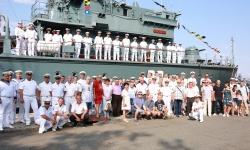 Честваха 70 години от създаването на Шести дивизион противоминни кораби