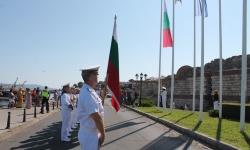 Военноморските сили взеха участие в празниците  на град Варна и град Несебър