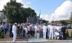 Ветераните-подводничари на България отбелязаха тържествено празника на дивизион подводници
