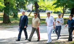 Новата учебна година в академията съвпада с началото на трансформацията на Въоръжените сили