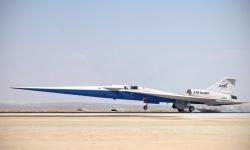"""""""Локхийд Мартин"""" показа за първи път прототипа на свръхзвуковия самолет X-59"""