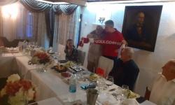 Сливен, ЦСКА и СОСЗР поздравиха един достоен български офицер