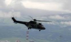 "Вертолет ""Кугар"" отново участва в гасенето на горски пожар"