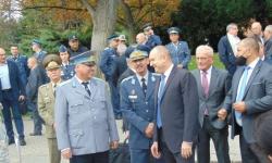 Президентът, министърът на отбраната и командирът на ВВС поздравиха пазителите на родното небе