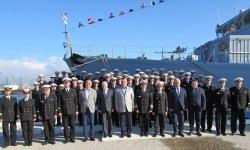 Поздравления до Трети дивизион противоминни кораби