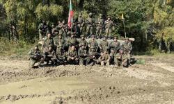"""Военнослужещи от Сухопътните войски взеха участие  в международно учение """"Rapid Trident 21"""