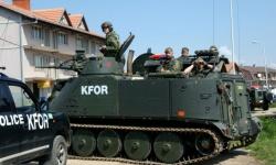 Увеличаваме контингента си в KFOR в Косово