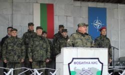 Полковник Теодор Тодоров е новият командир на Мобилна КИС
